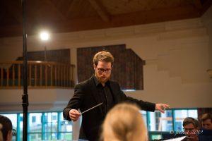 Orchesterprojekt mit Martin Rainer 2021 @ Arena Ehrenberg